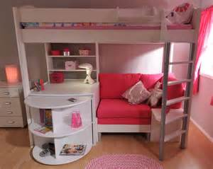 wonderful Beds With Pull Out Bed Underneath #8: Stompa_Casa_4_high_sleeper_bed_CASA4_02_LRG.jpg
