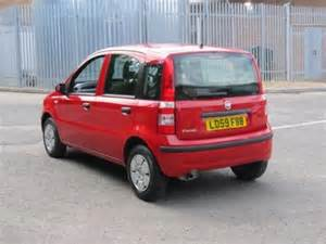 Used Fiat Used Fiat Panda 2009 Petrol Manual For Sale In Epsom