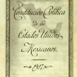 la constituci 243 n pol constitucion politica de los estados unidos mexicanos