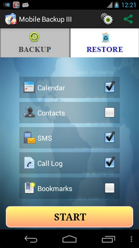 android mobile backup mobile backup iii 3 0 7 android