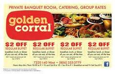 Golden Corral Lunch Buffet by Free Printable Golden Corral Coupon January 2017
