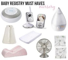 baby garvin baby registry must haves baby shower