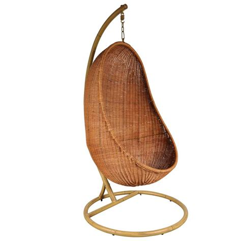 wicker hanging chair attributed to nanna ditzel circa wicker hanging chair attributed to nanna ditzel circa
