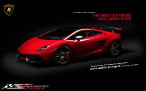 Lamborghini Advertisement Lamborghini Gallardo Lp570 4 Sts Ad Personam By L