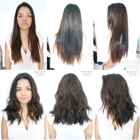 what is a soft undercut a fresh cut with long layers done the salon in miami