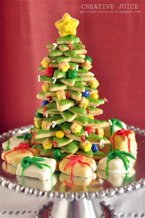tutorial 3d cookie christmas tree tutorial creative juice