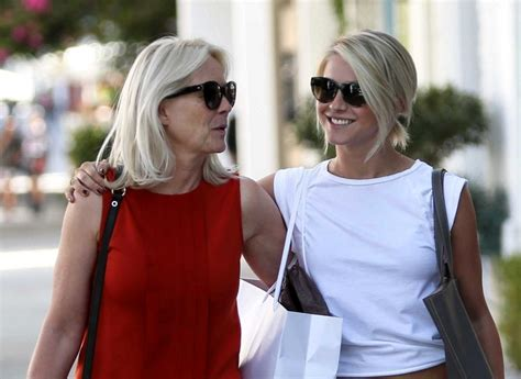 mari anne hough julianne mother mari anne hough photos photos julianne hough shops with