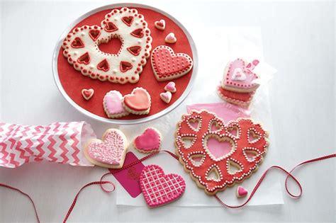 decorated valentines cookies s day cookie decorating williams sonoma taste