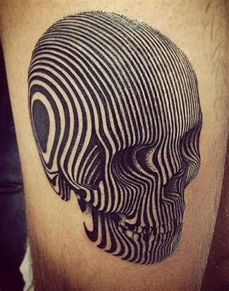 optical illusion tattoos 25 best ideas about optical illusion on