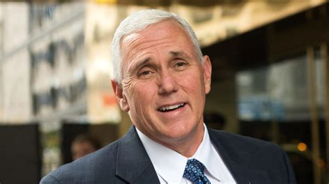 mike pence mike pence thrilled at prospect of being only second worst president in us history robot