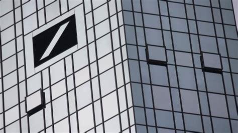deutsche bank sede legale crisi dei subprime gli usa chiedono risarcimento alla