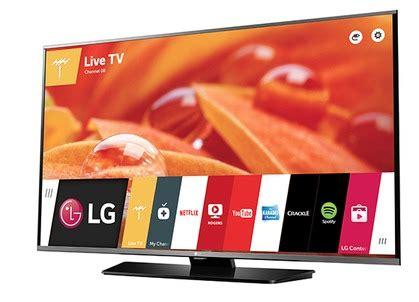 smart tvs get smarter: lg lf6300 series hdtvs exclusively