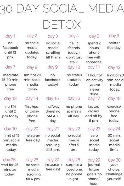 30 Day Dating Detox by The 25 Best Relationship Challenge Ideas On