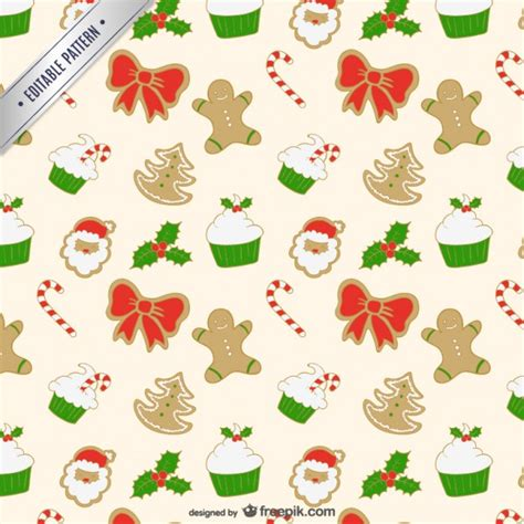 christmas patterns early years christmas editable pattern vector free download