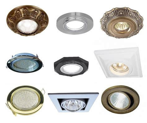 splendorous types of light fixture light fixture types styles innovations features of recessed lights