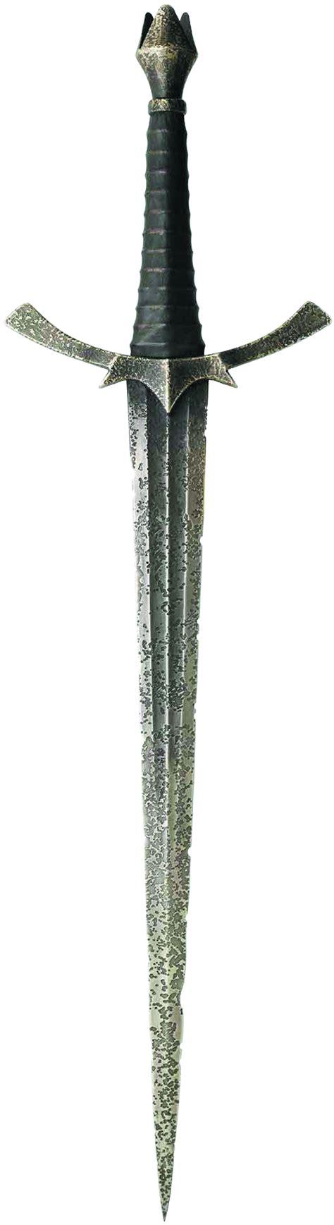 morgul blade previewsworld hobbit morgul blade sword replica c 1 1 2