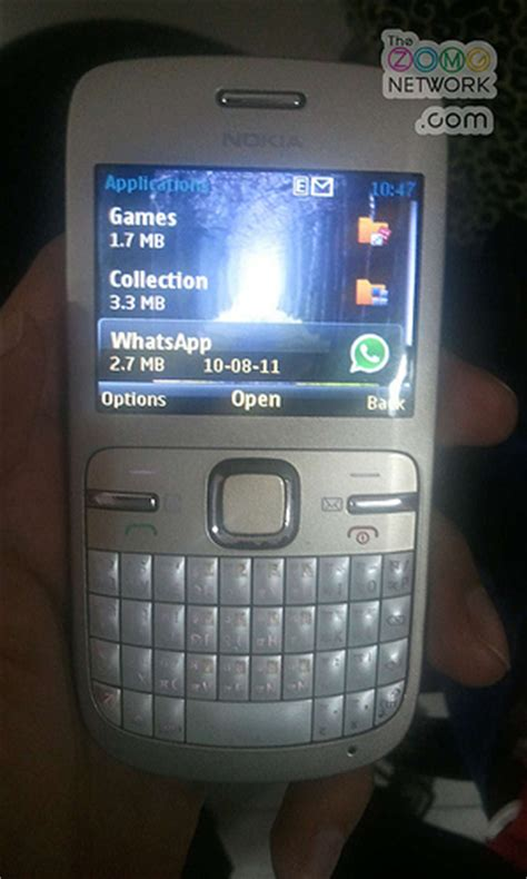 Hp Nokia C3 free whatsapp hp nokia c3 filememo
