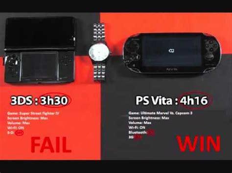 better 3ds ps vita vs 3ds battery