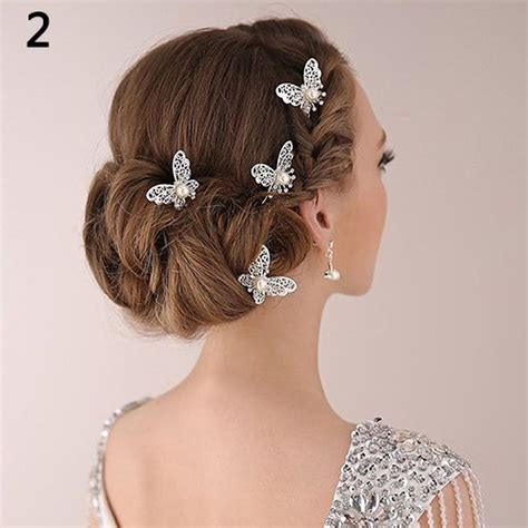 Bridal Faux Pearl Hair Clip daedalus find offers and compare prices at wunderstore