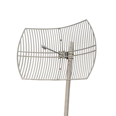 ghz ghz  ac dbi outdoor parabolic grid