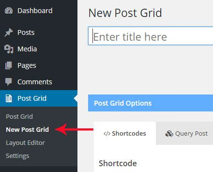 post layout in wordpress how to have a grid layout for your wordpress posts beginwp