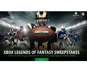 Fantasy Sweepstakes - xbox legends of fantasy sweepstakes shareyourfreebies
