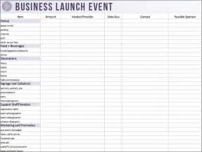 event budget spreadsheet template by for infopreneurs independents