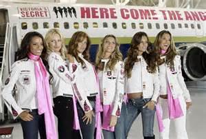 So Why Gisele Left Victorias Secret by Karolina Kurkova On A Rock As She Models Cutaway