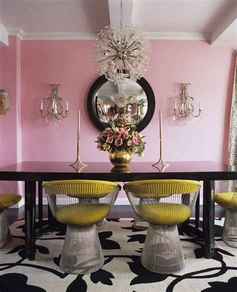 Dining Room Decor Pink 82 Best Images About Home Decor Pink Dining Room Ideas On