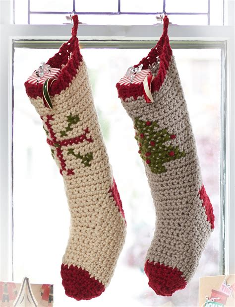 christmas knit stockings