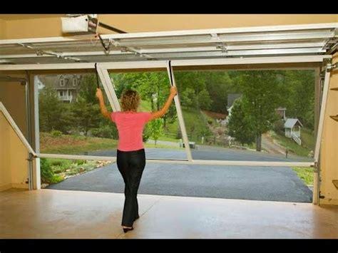 retractable garage screen door kits garage door screens retractable garage door screens and