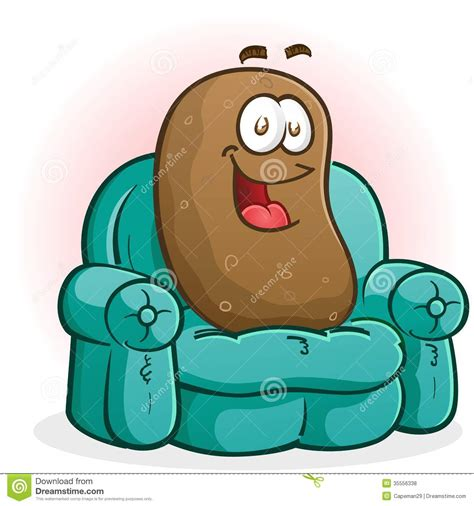 couch potato free tv cartoon of people on couch 2 clipart clipart suggest