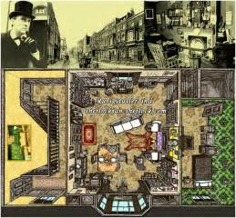 221b baker floor plan 100 best images about sherlock holmes on