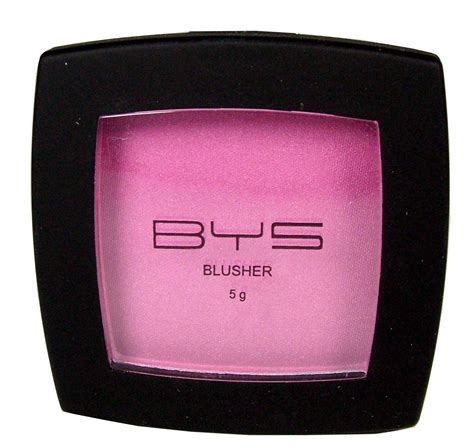 Lip Cheek Blusher Pink bys blusher pink velvet