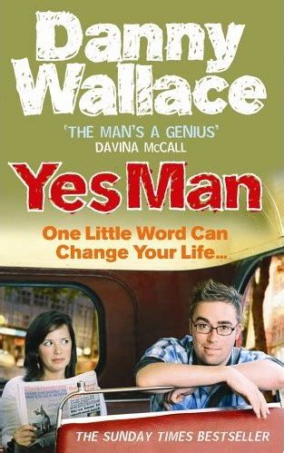 Book Review The Yes By Danny Wallace by S Make Up Addiction Yes By Danny Wallace
