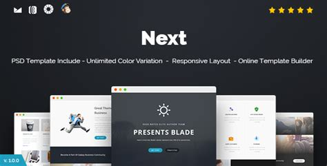 suns responsive email online template builder