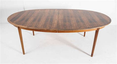 Rosewood Dining Table And Chairs Rosewood Dining Table And Eight Chairs Model Quot Darby Quot By Torbjorn Afdal For Bruksbo At