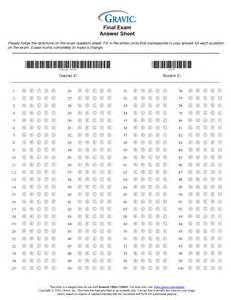 Blank Answer Sheet Template 1 100 by 100 Question Test Answer Sheet With Barcode 183 Remark Software