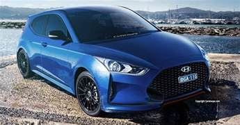 future cars 2018 hyundai veloster keeping it asymmetrical