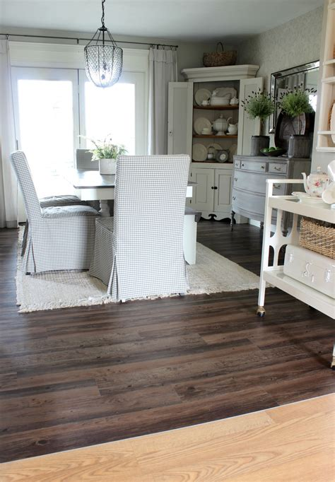 Decorating A Dining Room by What Is Luxury Vinyl Tile Vinyl Plank Flooring Hymns
