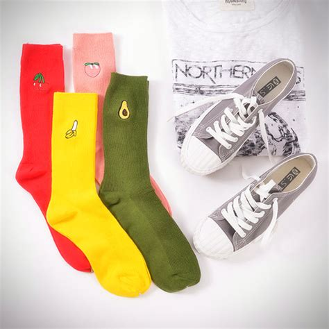Embroidery Socks socks 183 cake 183 store powered by storenvy