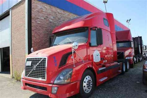 2006 volvo semi truck volvo vnl 670 2006 sleeper semi trucks
