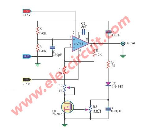 fet transistor experiment fet transistor oscillator 28 images index 42 signal processing circuit diagram seekic lc