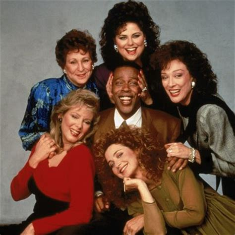 cast of designing women dixie carter designing women