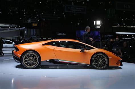 New Lamborghini Huracan New Lamborghini Huracan Performante Exclusive Pictures