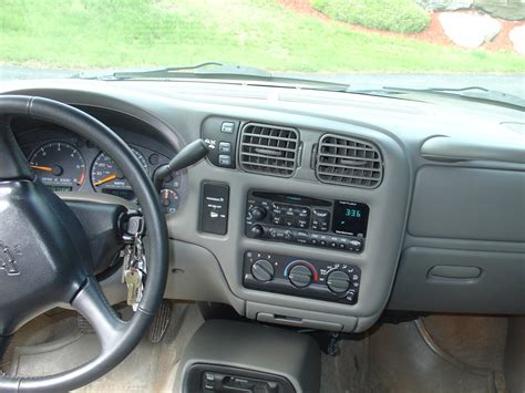 2000 Chevy S10 Interior by 2000 Chevy S 10 4x4 Zr2