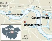 uk property s canada water set for a reinvention