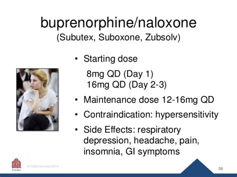 Suboxone Detox Insomnia by Overview Of Medications To Treat Addiction In Primary Care