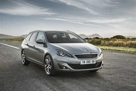 Grey Peugeot 308 Sw 2015 5226 Cars Performance Reviews