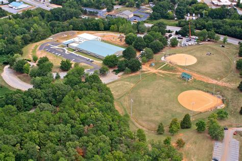 Pleasant Garden Community Center by Westside Park Greenville County Parks Recreation Tourism